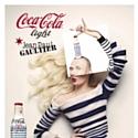 Coca-Cola Light s'habille en Jean-Paul Gaultier
