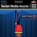 L'ESG et l'UniversitéParis1Panthéon-Sorbonne lancent lesSocialMediaAwards