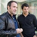 La fondation MVE médiatise son action via les réseaux sociaux, Jean Dujardin et Marc Lièvremont