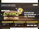 En Allemagne, l'opération 'My Burger' rassemble 5 millions d'adeptes