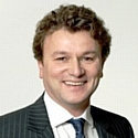 Éric Joulié, président de Teradata France et vice-président Europe de l'Ouest de Teradata Corporation.