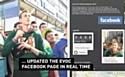Pour promouvoir sa gamme de sacs à dos hyper résistants, adaptés aux sportifs, Evoc a incité les passants à taper le plus fort possible dans un sac à dos placé sur un panneau publicitaire connecté.