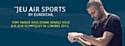 Eurostar lance dans une compétition d'Air Sports, avec un ambassadeur de marque : Tony Parker.