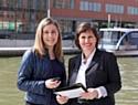 Martine Ghnassia et Isabelle Grange (Ifop)
