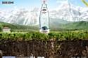 L'eau de source Borjomi crée le buzz avec son advergame