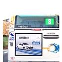 Affimétrie mesure désormais l'audience des réseaux bus de 60 agglomérations.
