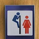 Porto Rico : Axe mate dans les toilettes des femmes