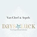 Depuis le 6 juillet, Van Cleef & Arpels propose aux internautes un site événementiel autour de la chance.