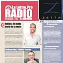 Lancement d'un baromètre musical dans La Lettre Pro de la Radio