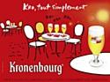 Kronenbourg de retour en radio