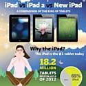 [Infographie] Infographic Labs dresse le profil de l'utilisateur d'iPad