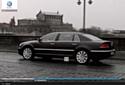 Volkswagen lance un site internet interactif pour promouvoir la berline Phaeton en Chine.
