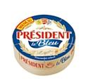 La boîte d'un 'petit' camembert mais le goût d'un fromage persillé, le moelleux en plus. C'est ainsi que sera mis en vente, le 1er novembre, Président Le Bleu.