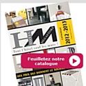 Hotel Megastore crée son premier catalogue interactif