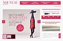 La nouvelle campagne du Beaujolais Nouveau décline le parallèle Beaujolais/mode.