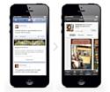 Facebook a annoncé l'ouverture à tous des publicités sur application mobile.