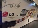 LG Electronics rhabille la station Franklin Roosevelt