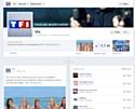 TF1 et M6, chaînes TV les plus performantes sur Facebook