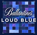 Campagne international 'Loud Blue' de Ballantine's