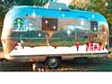 Le Van Starbucks s'installera à Lille du 11 au 16 décembre 2012