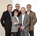 Vicent Leclabart, Guillaume Talon, Pascal Jarraud, Agnès Mathon et Gérard Denis