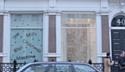 la vitrine interactive de l'agence The Mill s'active grâce à des tweets