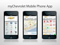 Chevrolet lance son application de services MyChevrolet
