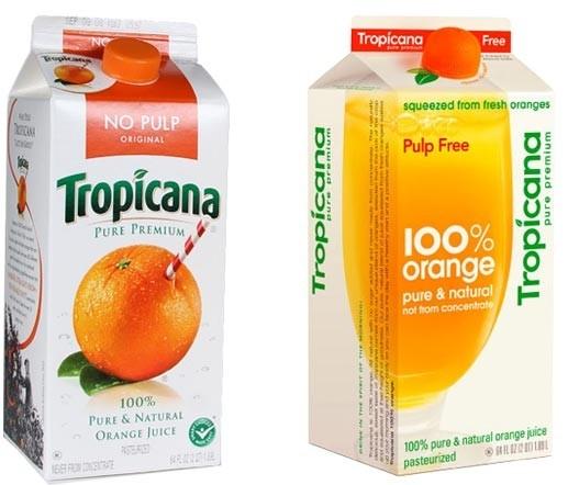 Advertising And Promotional Mugs In Montebello California Mail: Le Nouveau Packaging De Tropicana Ne Connaît Pas Le Succès