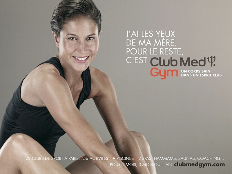 Le club med gym affiche son esprit club for Piscine club med gym