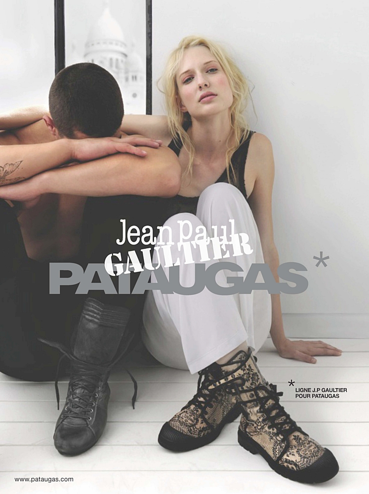 Pataugas Campagne Jean En Paul Et Partent Gaultier rCBxedo