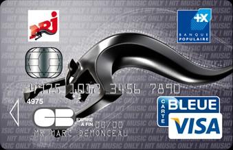 carte nrj banque pop NRJ Banque Pop', nouvelle carte de paiement pour les jeunes