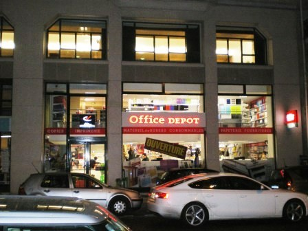 office depot ouvre un 52 e magasin en