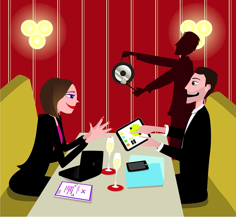 speed dating professionnel