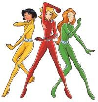 déguisement adulte totally spies