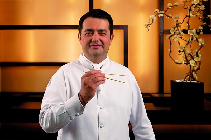 Sushi shop fait appel un grand chef fran ais - Les grands chefs de cuisine francais ...