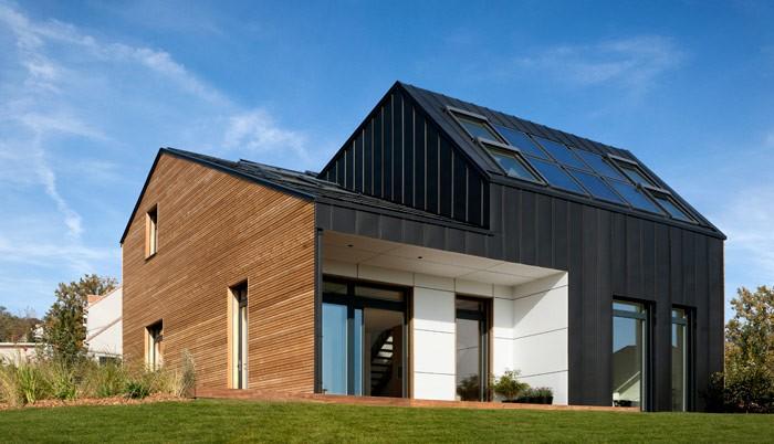 Velux invite une famille tester la maison du futur pendant un an - Garder une maison pendant les vacances gratuitement ...