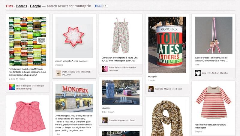 Beautiful Pinterest Com En Francais #4: Monoprix U201ctest And Learnu201d Sur Pinterest