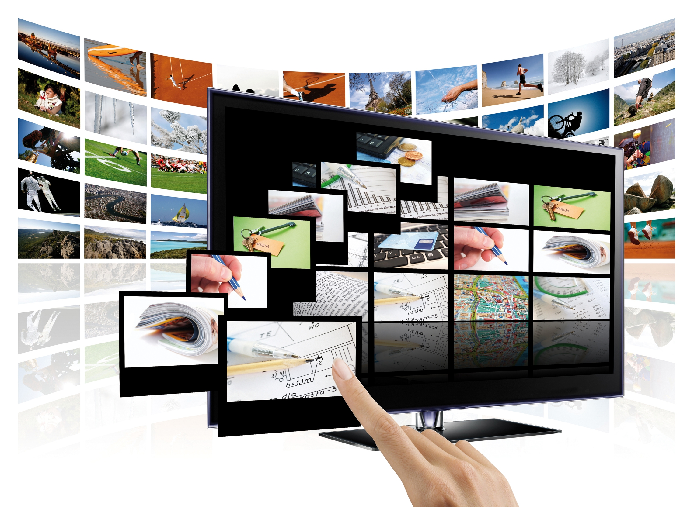 Investissements publicitaires la t l vision s 39 en sort mieux - Ne plus recevoir de coup de telephone publicitaire ...