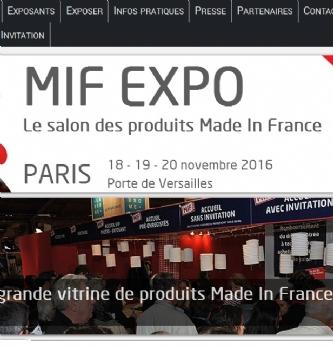 Mif expo 2016 - Adresse paris expo porte de versailles ...