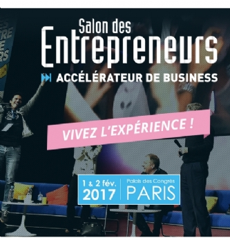 Salon des entrepreneurs de paris for Salon airsoft 2017 paris
