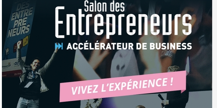 Salon des entrepreneurs de paris for Salon des entrepreneurs paris