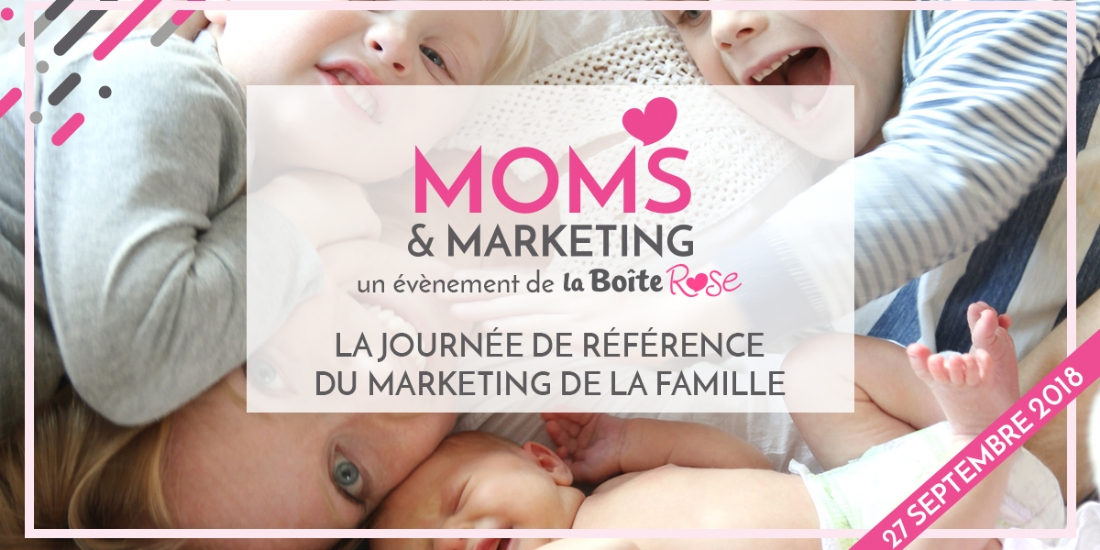 Karine Ferri au Moms & Marketing