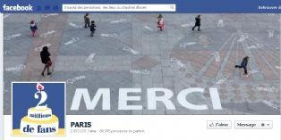 Pourquoi Paris est la ville la plus 'likée' au monde sur Facebook