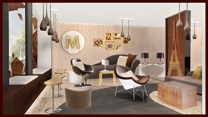 Magnum crée à Paris un café à la gloire de la marque