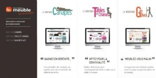 Monsieur Meuble ouvre un centre e-commercial