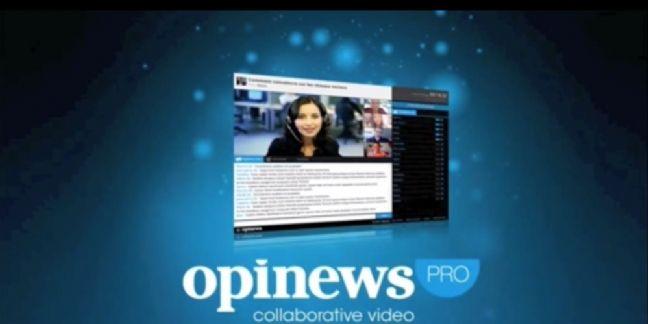 Opinews se fait une place sur le marché de la vidéo interactive