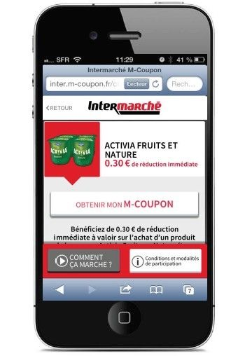 Intermarche Teste Le M Couponing