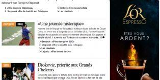 Sara Lee expérimente le ciblage prédictif d'Amaury Médias avec L'OR EspressO