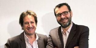 Philippe Aït Yahia (Synomia) et Pierre-Yves Frelaux (TBWA\Corporate)