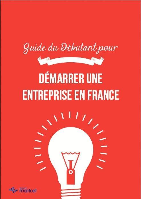 Le Guide (gratuit) du débutant pour démarrer son entreprise en France